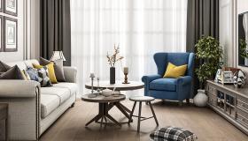 KRONOSWISS瑞士卢森当代系列 当代之家铺设典范