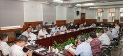 天津市人口福利基金会理事会换届大会圆满召开