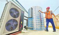 中国一冶东丽湖地下综合管廊项目实现智能化节能