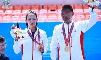 郑赛赛因伤退赛 王蔷成功卫冕全运网球女单冠军