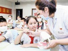 爱牙知识进校园 健康习惯伴成长