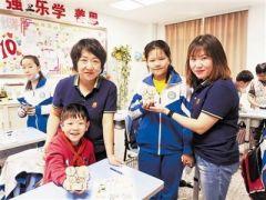 天津科技馆与天津聋人学校开展馆校共建五年:圆了听障孩子的科学梦